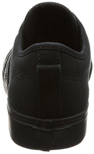 adidas Nizza, Chaussures de Fitness Mixte Adulte, Noir Noir (Negbas / Negbas / Negbas)