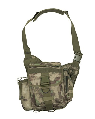 Single Strap Side Pack Mil-Tags FG