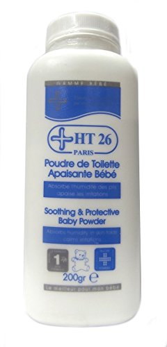 HT 26 Paris Soothing Protective Baby Powder - Baby & Bottom 220g