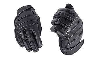 TacFirst Einsatzhandschuh Sek 1 Handschuhe, Schwarz, S
