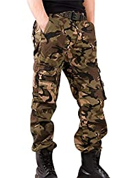Amazon.it: pantaloni mimetici Pantaloni Uomo: Abbigliamento