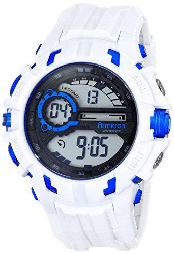 armitron-sport-homme-40-8335wht-numerique-avec-bleu-montre-chronographe-bracelet-en-resine-blanc