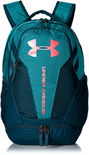 Under Armour Unisex Hustle 3 Mochila, Rojo, Talla Única