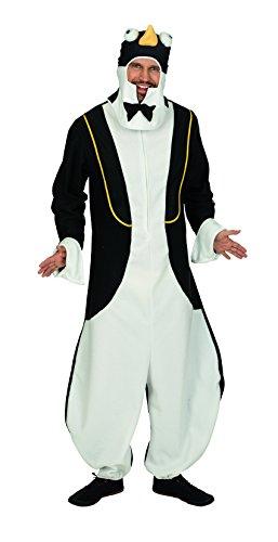 Pinguin Schnabel Kostüm - Andrea-Moden 624-58/60 Pinguin-Kostüm, 58/60