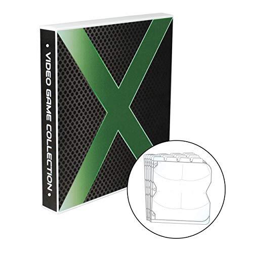 UniKeep Aufbewahrungstasche für 80 Xbox-Videospiele