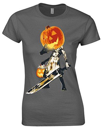 Die perfekte Disguise Halloween-Kostüm T-Shirt Tshirt Top Gr. Medium, ()