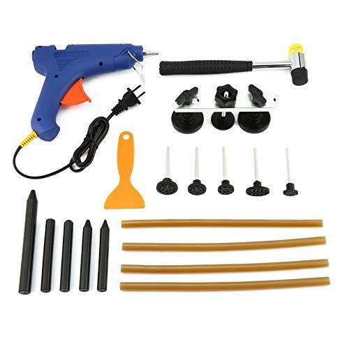 Bianchi Paintless Dent Repair Tools Push Rods Hammer Tail Kits Glue Gun set sticks -