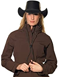 PFIFF Utah Cowboy - Gorro, tamaño XL, color negro