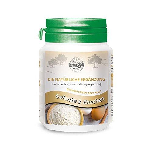 BELLFOR Nahrungsergänzungsmittel für Hunde Gelenke & Knochen - 30 Kapseln