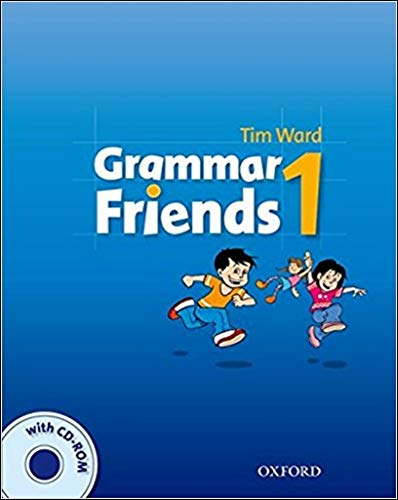 Grammar Friends 1 : Student's Book with CD-rom pack par Eileen Flannigan
