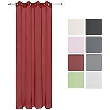 suchergebnis auf f r rote gardinen. Black Bedroom Furniture Sets. Home Design Ideas