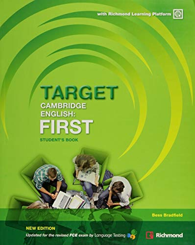 TARGET FCE STUDENT'S BOOK+ACCESS CODE NEW EDITION - 9788466817493