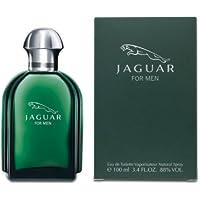 Jaguar Green Eau de Toilette, Unisex, 100 ml