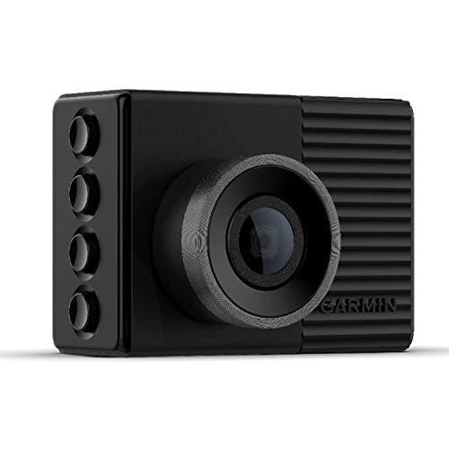 Garmin DashCam 46 - automatische Speicherung von Unfallvideos, 2 Zoll LCD-Farbdisplay, kompakt, 1080p HD