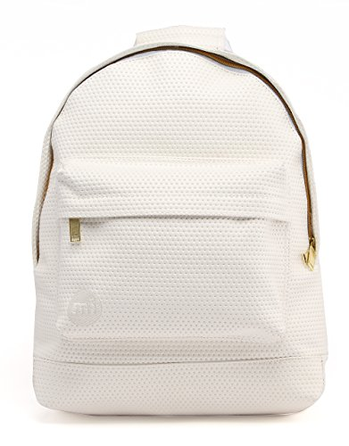 Mi-Pac Perforated Rucksack - White