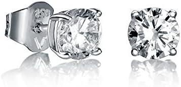 Pendientes Viceroy Jewels 21000E000-30 Plata de Ley