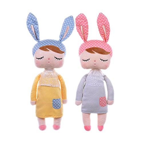 f4de378a9e0a Plush stuffed girl toys le meilleur prix dans Amazon SaveMoney.es