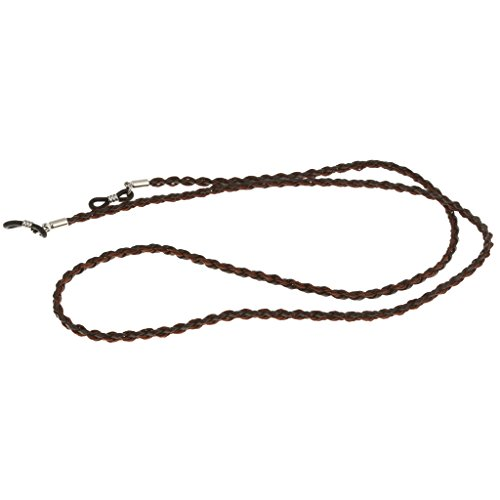 Generic Nylon Eyeglasses Neck Cord Sunglasses Strap Sports Sun Eye Glass Chain Reading Glasses Lanyard  available at amazon for Rs.200