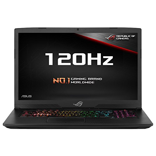 ASUS ROG Strix GL703GM Scar Edition 6 Core 17.6 inch Black