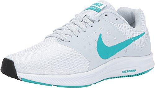 Nike 852466 101, Zapatillas de Deporte Unisex Adulto, Blanco (White), 41 EU