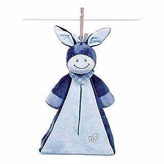 Nattou Windeltasche für Babyzimmer für Jungen - Alex und Bibou -  der Esel