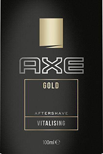 Axe After Shave Gold, 100 ml
