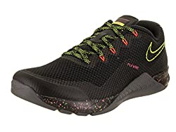 Nike Men's Metcon Repper Dsx Blackvolthypercrimson Training Shoe 9.5 Men Us
