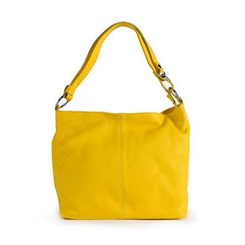 OH MY BAG Sac à main cuir femme porté main et épaule Modèle KUTA - nouvelle collection 2018
