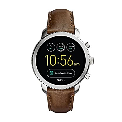 Fossil Explorist Analog-Digital Black Dial Men's Watch – FTW4003