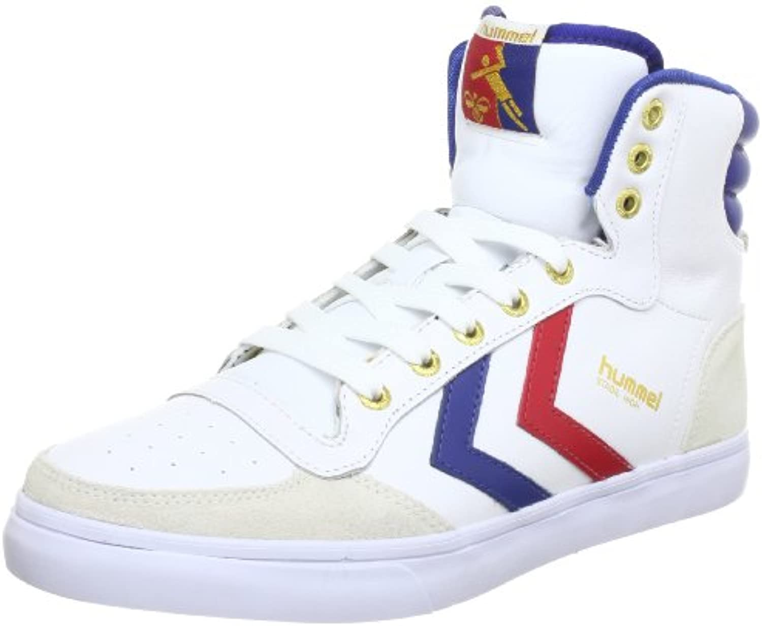 Hummel STADIL HIGH 63 066 2640 Unisex   Erwachsene Fashion Sneakers