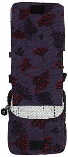 Kipling - Eldorado, Borse a tracolla Donna Multicolore (Floral Night)