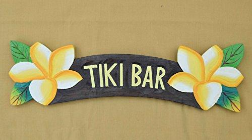 Tiki-Bar-placa-de-madera-en-55-cm-Decoracin-para-su-Lounge-Rango