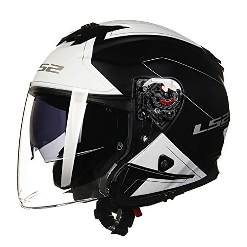 Casco moto aperto Scooter Beyond Matt M