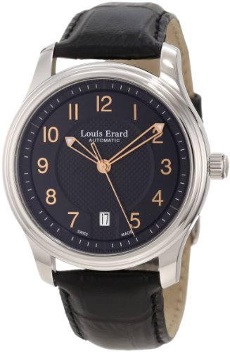 Louis Erard Men's 69267AA02.BDC02 Heritage Automatic Watch