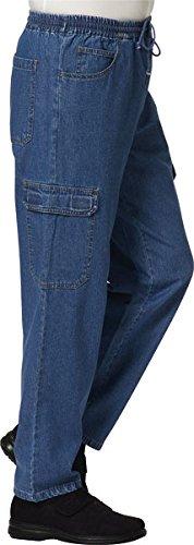 Westfalia Schlupfhose im Cargo Stil, Jeans Stone Washed, Gr.25 - Cargo Stil, Jeans