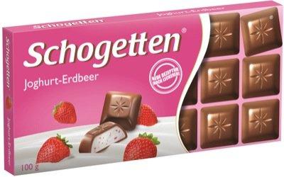 Trumpf Schogetten 5x100g, Erdbeer Jogh.
