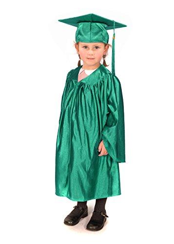 ildren's Nursery Graduation Gown and Cap - Shiny ()