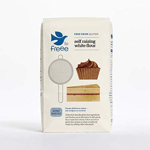 Doves Farm | White Self Raising Flour Gf | 5 X 1Kg -