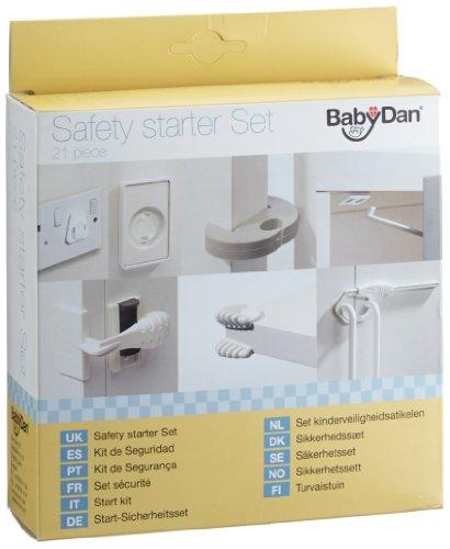 Baby Dan 8238-4-69 Kit Safety Starter, 21 Pezzi