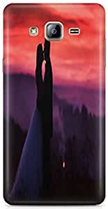Sand Dunes Designer Printed Hard Back Case cover for Samsung Galaxy ON5