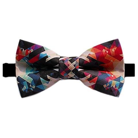 De La ConceptionLa Maison L'Intersection De Penser L'Impression Des Textiles Coton Cravate