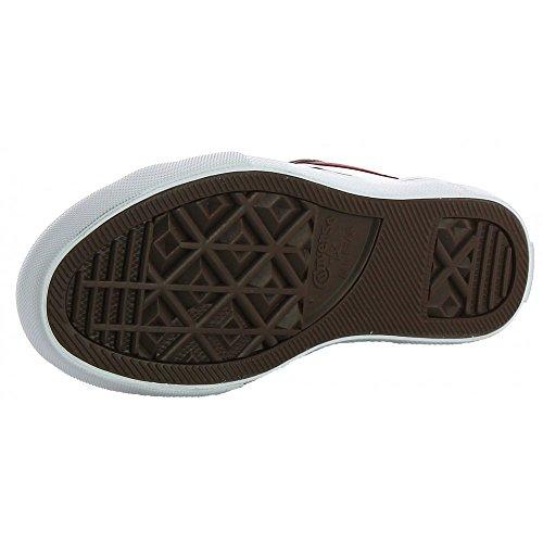 Converse scarpa in pelle Pro Blaze Bianco / Blu Na Bianco
