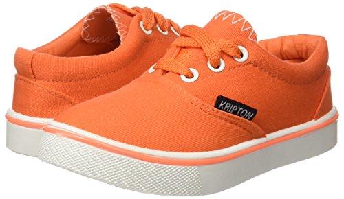 Kripton  Halley,  Jungen Sneakers Orange