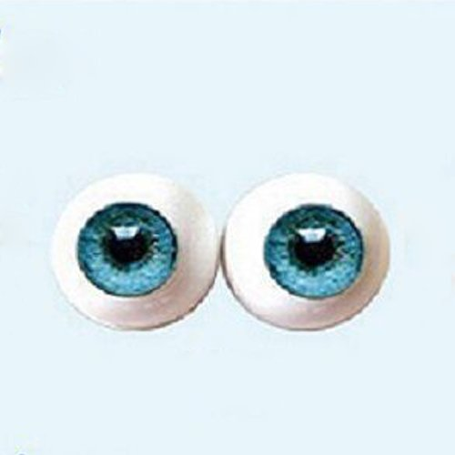 Blue Eyes One Set for Love Doll Liebespuppe Augen (Blau)