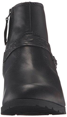 Teva Damen Delavina Ankle-Mosaic Kurzschaft Stiefel Schwarz (BLACK- BLKBlack- Blk)