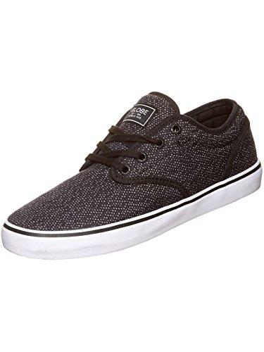 Globe Motley, Chaussures de Skateboard Mixte Adulte, Noir