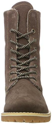Tamaris Damen 26443 Combat Boots Braun (cioccolato)