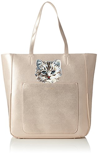 Paul & Joe SisterTote Bag - Borsa shopper Donna , Bianco (Elfenbein (411)), 34x37x9 cm (B x H x T)
