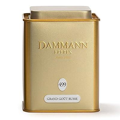 Thé Noir Grand Goût Russe 100g - Dammann Frères