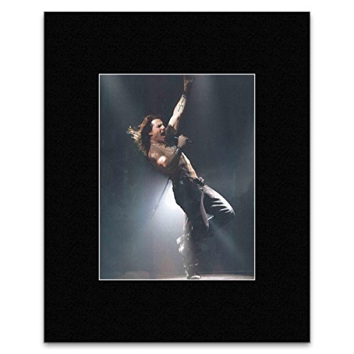 TOM CRUISE - Rock Of Ages Movie Matted Mini Poster - 28x21cm -
